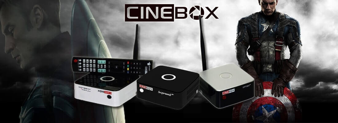Cinebox - Rainhadoaz