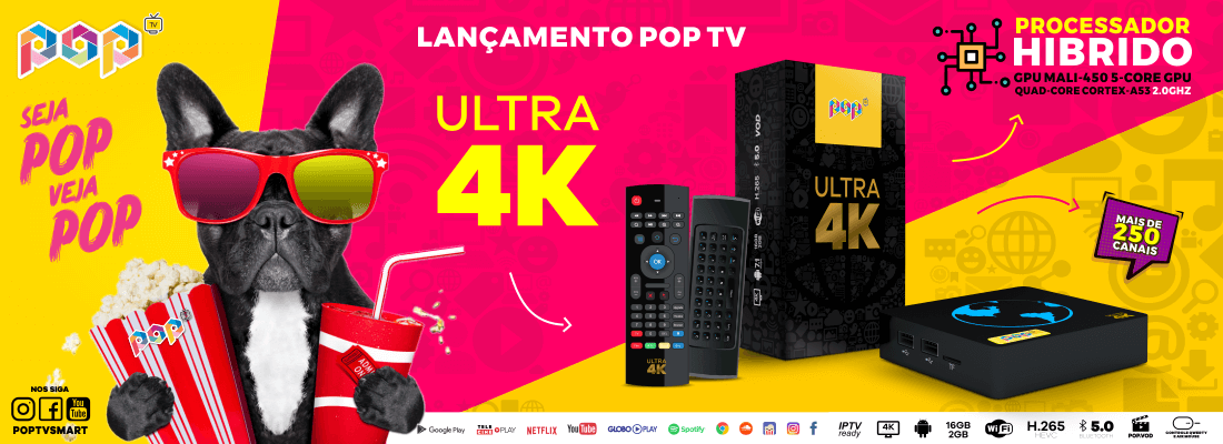 Comprar Pop TV - Rainhadoaz