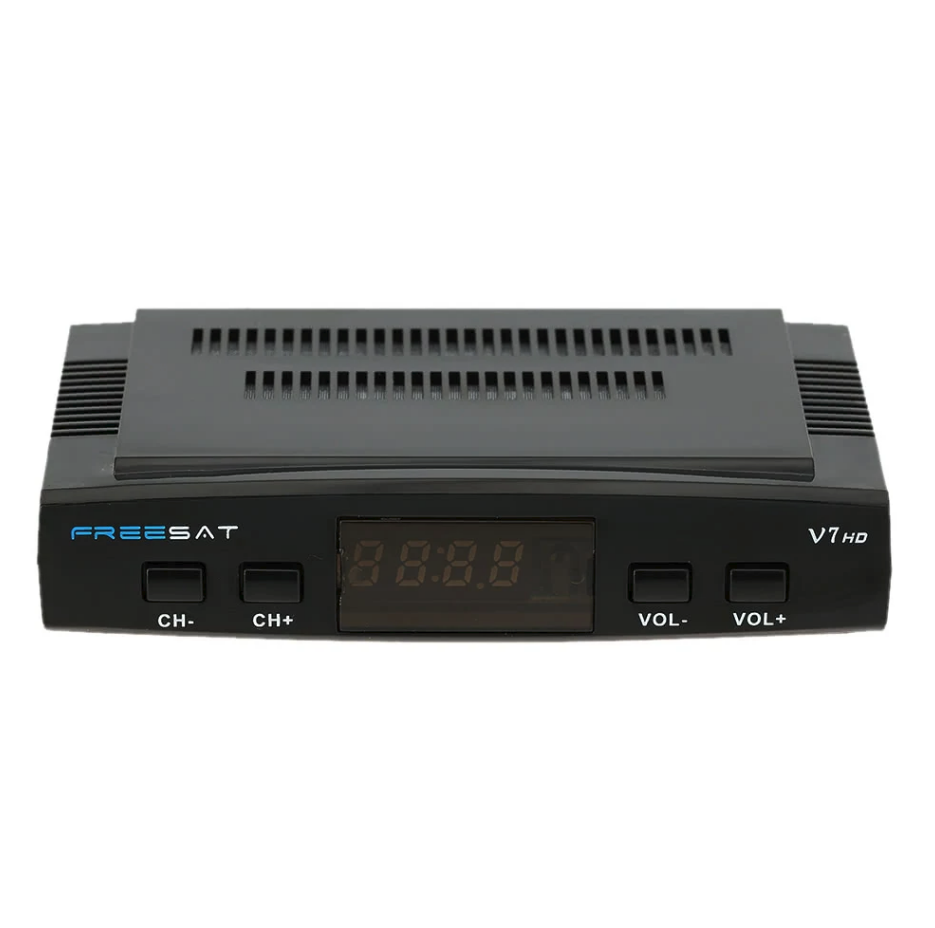 Receptor Freesat V7 CS Via cabo