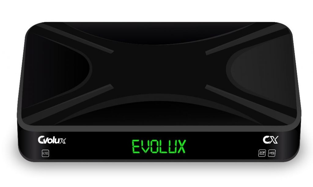 Receptor Evolution Box Evolux HD Wi-Fi ACM