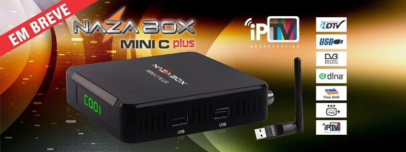 Receptor Nazabox Mini C plus