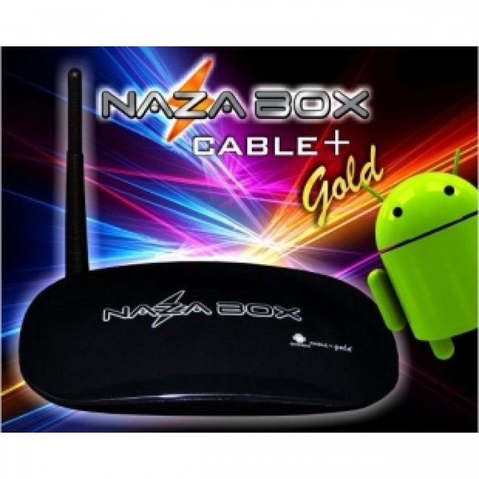 Receptor Nazabox Cable