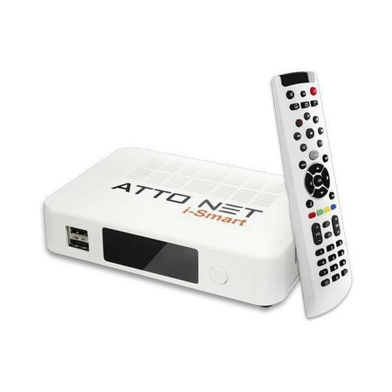 Receptor Atto Net I-Smart HD - Android - WiFI
