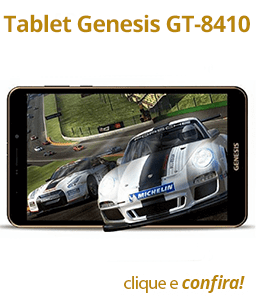 Tablet Genesis GT-8410 Dual Sim 8 /8GB/3G/BT4.0