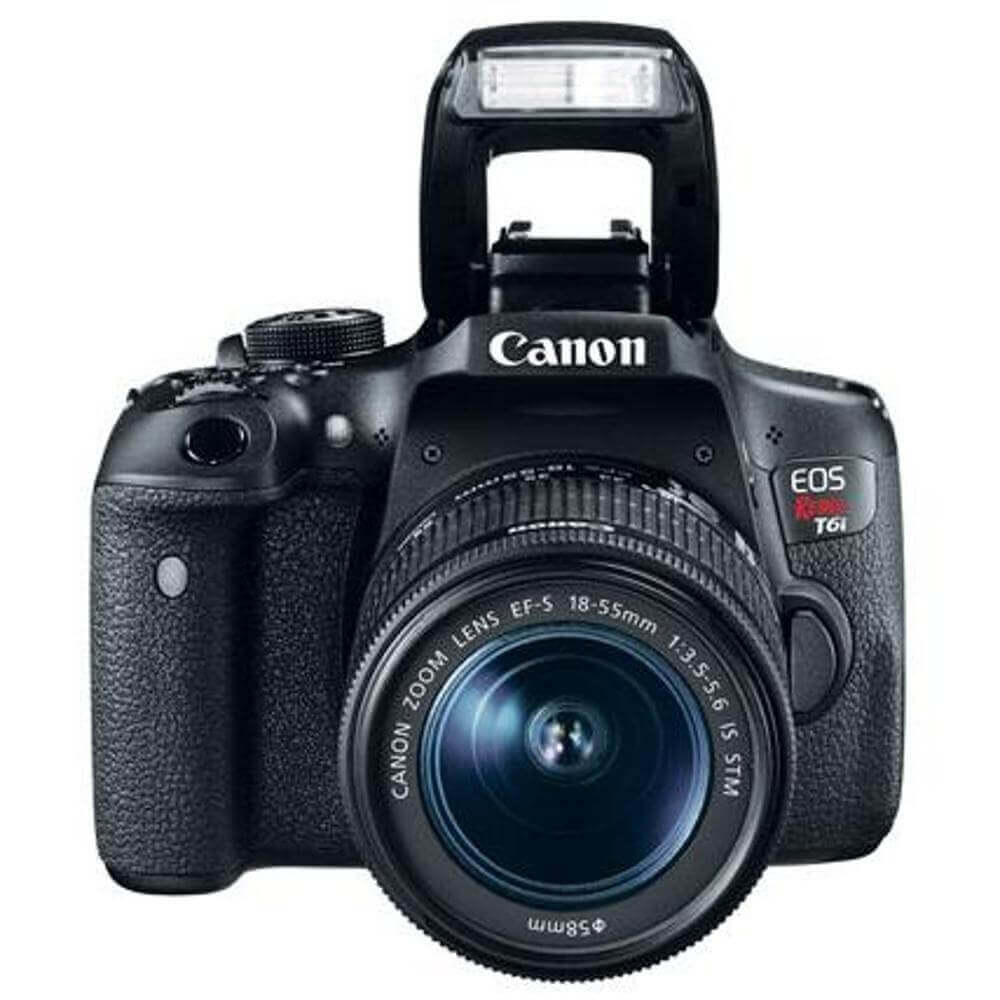 canon eos rebel t6i manual